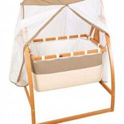 Monami Baby Swing Crib Bed & Cradle