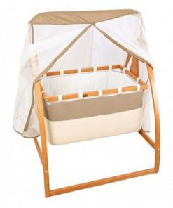 Monami Baby Swing Crib Bed & Cradle
