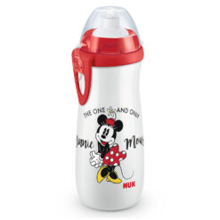 Nuk - Sports Cup Minnie Mouse -Red