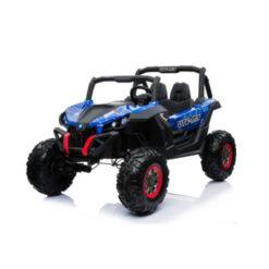 Rechargeable Battery Operated UTV Jeep LB 603 (EVA) Blue