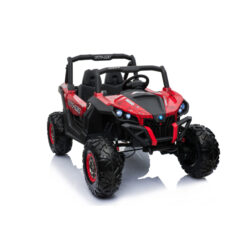 Rechargeable Battery Operated UTV Jeep LB 603 (EVA) RED