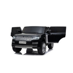 Range Rover Rechargeable Battery Operated Black SUV LB-999DX