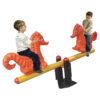 Seahorse Seesaw For Kids – 2 Seats SHA-XRD-0050