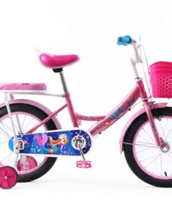 Kids Bicycle Mermaid 20 Pink