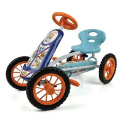Hauck Toys Toy Story Turbo-10 Go Cart Multi -colour