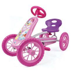 Hauck Toys Princess Turbo-10 Go Cart
