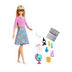 Barbie Teacher Doll Blonde - GJC23