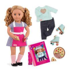 Dolls Isa 46cm Deluxe Doll - BD31100ATZ