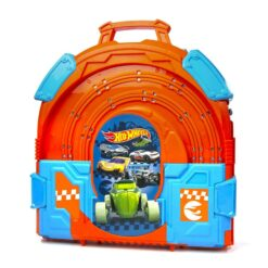 Hotwheels Carrying track Case Slot Track
