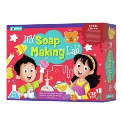 Explore My Soap Making Lab Learning & Educational Activity Toy Kit