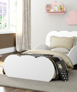 Mini Toddler Bed Brazil Made White BP-2667-0002