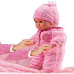 Bambolina Boutique My First Steps Baby Doll (33 cm)