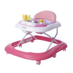 Burbay Baby Walker Pink BUR-1201