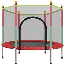 4 Feet Children's Bungee Jumping Trampoline Indoor And Outdoor
