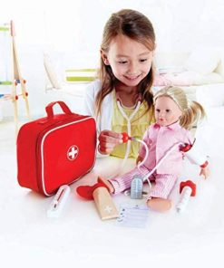Hape Doctor On Call Play Set - E3010