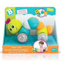 B Kids - Press'N Play Zoom Zoom Buggy