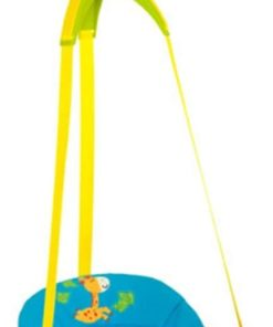 Hauck Jump, Baby Door Bouncer, 6M+ to 12 kg - Jungle Fun