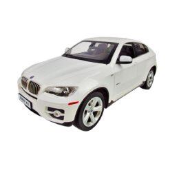 Rastar 31400 BMW X6 Radio Controlled Car – White