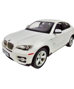 Rastar 31400 BMW X6 Radio Controlled Car – White