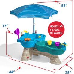 Step2 Spill & Splash Seaway Water Table 864500