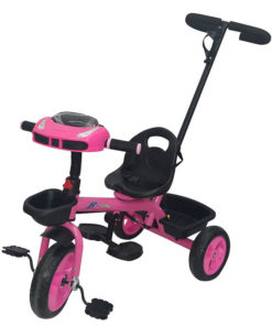 Bronco Tricycle with Handle LB-6518