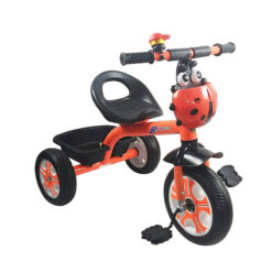 Bronco Bug Tricycle LB-6522-Red