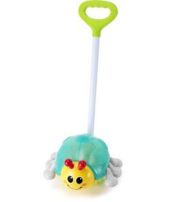 B Kids - Push Along Lady Bug Kids Toy