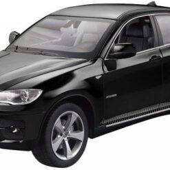 Rastar 31400 BMW X6 Radio Controlled Car - Black