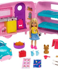 Barbie Club Chelsea Camper Playset FXG90