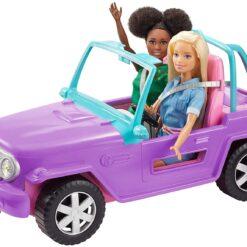 Barbie Vehicle, Purple GMT46