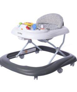 Burbay Baby Walker Gray W1005NA6