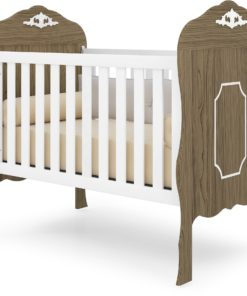 Mini Crib Royalty Realeza Brown 10550W