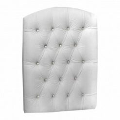 Realeza Captone Crib Headboard Canaan Royalty White