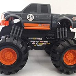 Monster Truck Pick-Up Friction Car