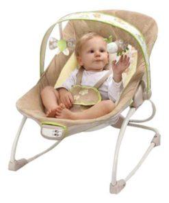 Mastela - Toddler Rocker - Light Brown 6910