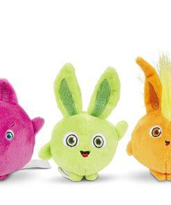 Sunny Bunnies Sunny Squad Beanie Plush 5 Pack