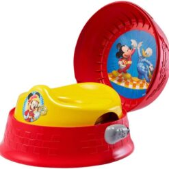 The First Years Mickey Mouse 3-in-1 Potty System