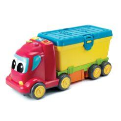 B Kids - XXL Change Around Activity Work Truck