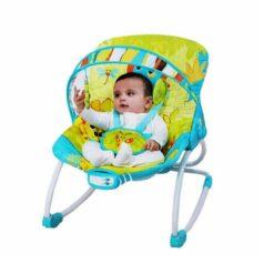 Mastela Newborn to Toddler Rocker-GREEN
