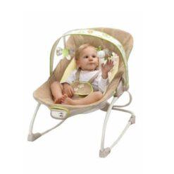 Mastela – Toddler Rocker – Light Brown 6910