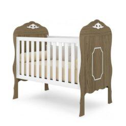 Mini Crib Royalty Realeza Brown - 10550W