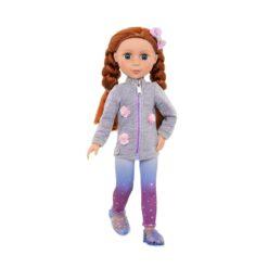 Glitter Girl Eline Fashion Doll - GG51009Z - 14inch