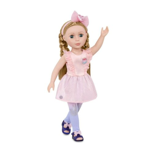 "Glitter Girls Dolls by Battat Posable Fashion Doll – Emilia 14""GG51028Z"