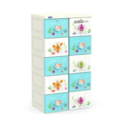 KIDS & Adults Drawer Cabinet 935/4 Multicolour