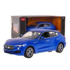 Rastar Remote Control Maserati Levante Licensed RC Car In - Blue