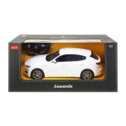 Rastar Remote Controlled Maserati Levante Car - White 75500