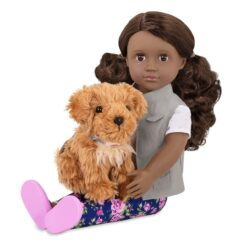 Our Generation Malia And Pet Poodle-BD31202Z