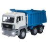 Driven - Dump Truck - Blue