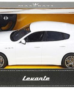 Rastar Remote Controlled Maserati Levante Car - White 75500