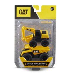 CAT MINI Machine 2 Pack Assortment